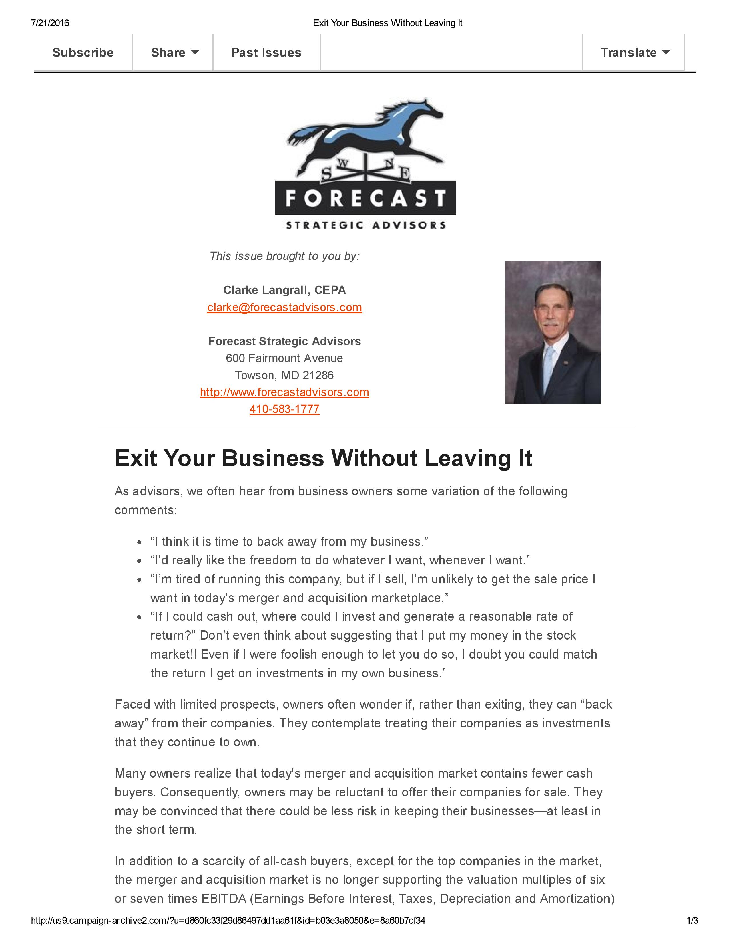 Exit Your Business Without Leaving It-page-001