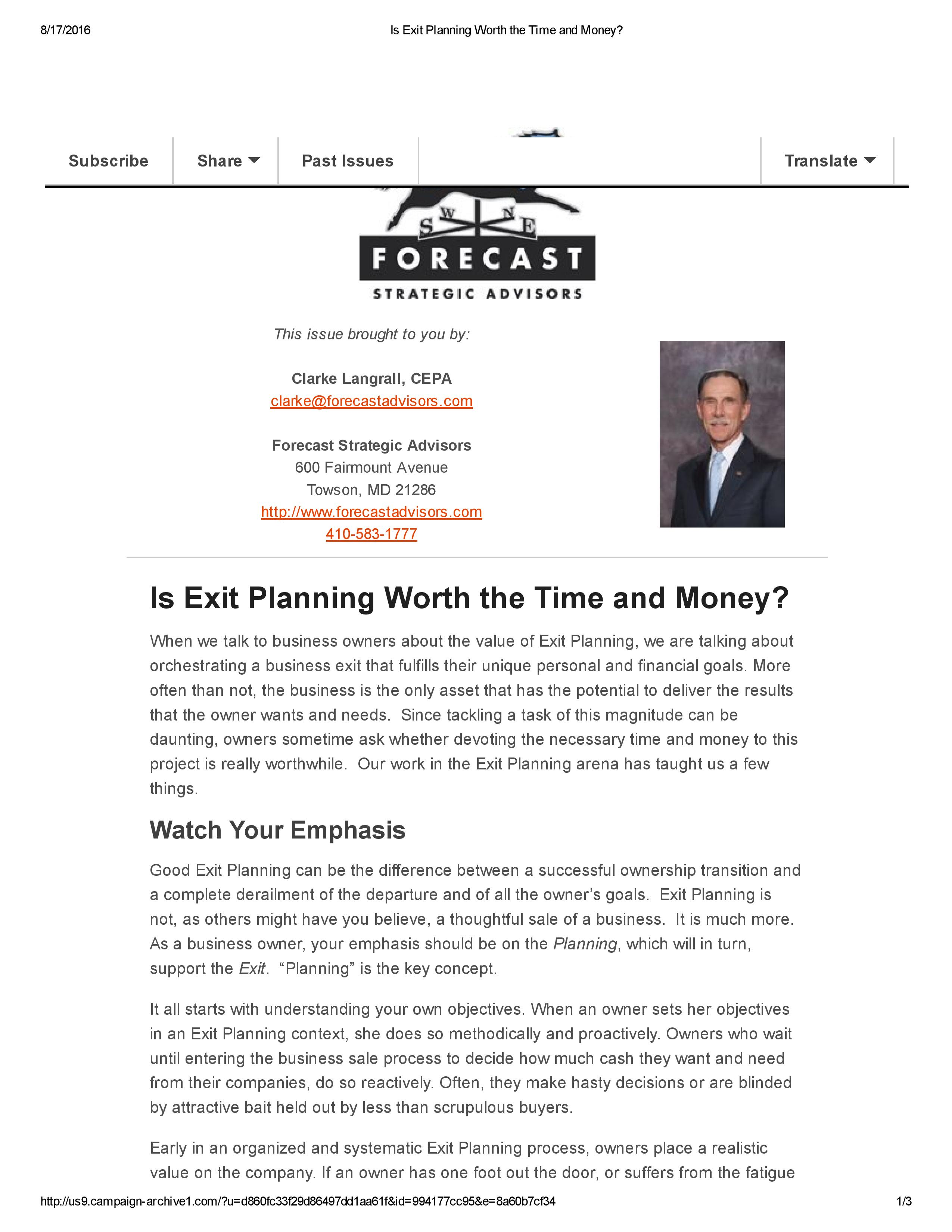 Is Exit Planning Worth the Time and Money_-page-001