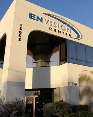 We've Moved to Envision Center!