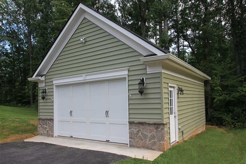 [SCHEMATICS_4JK]  Breathe New Life into Your Detached Garage - Milton Electric Company | Detached Garage Wiring Codes |  | Milton Electric Company