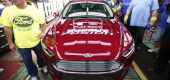 US auto sales accelerate to best pace since 2007