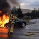 Owner Of Burnt Tesla Model S Wants Another