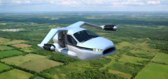 What's easier than self-driving cars? Self-flying cars