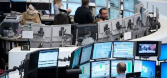 European stocks rise with focus on central banks