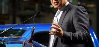 Ford To Make Electric Cars 'Attainable To The Masses
