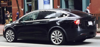 Tesla to deliver Model X to Chinese consumers ahead of schedule